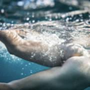Underwater Ass Poster