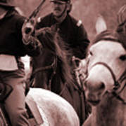 Union Cavalry Poster