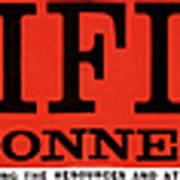 Union Pacific Railroad Signage 1883 Poster