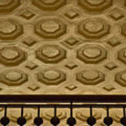 Union Station Ceiling #2 Poster