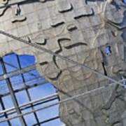 Unisphere Close Up 2 Poster