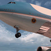 United States Air Force One Poster