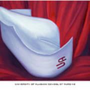 University Of Alabama School Of Nursing Poster by Marlyn Boyd