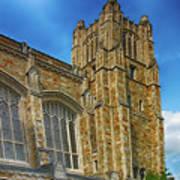 University Of Michigan Ann Arbor Poster