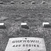 Unknown Bodies Poster