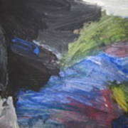Untitled 114 Original Painting Poster