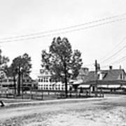 Wilcox Hotel In Aiken Poster