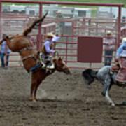 Bronco Rider Seven Poster