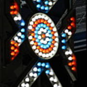 Up Close Light Poster