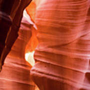 Upper Antelope Canyon 4 Poster