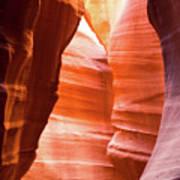 Upper Antelope Canyon 5 Poster