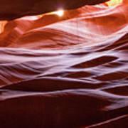 Upper Antelope Canyon 6 Poster