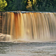Upper Tahquamenon Falls 6279 Poster