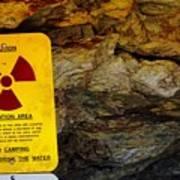 Uranium Mine In Capitol Reef Np Poster