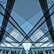 Urban Abstract Vi Poster