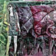 Urban Abstract,pop Art Poster