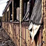 Urban Decay  Train 2 Poster