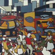 Urban Music I V Poster