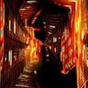Urban Nightlights Poster