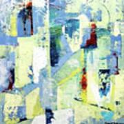 Urban Patterns 1 Poster