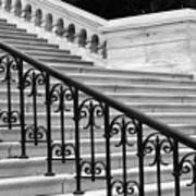 United States Capital Steps Poster