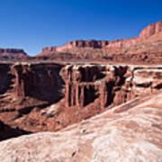 Utah-canyonlands National Park Poster