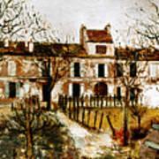 Utrillo: Montmagny, 1908-9 Poster