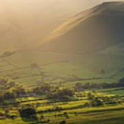 Vale Of Edale Poster