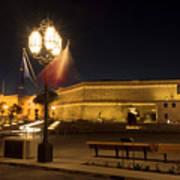 Valletta Light Poster