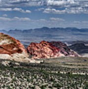 Valley Of Fire Iv Poster