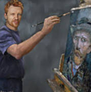 Van Gogh 2018 Poster