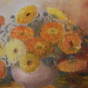 Van Gogh Again Poster