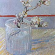 Van Gogh: Branch, 1888 Poster