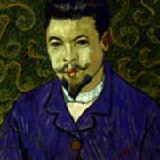 Van Gogh: Dr Rey, 19th C Poster