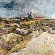 Van Gogh: Gardens, 1887 Poster