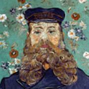Van Gogh: Postman, 1889 Poster
