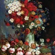 Van Gogh Still Life 1886 Poster