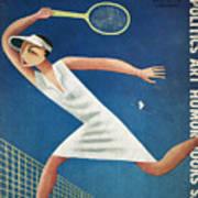 Vanity Fair, 1932 Poster