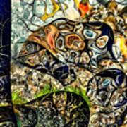 variation of Kardinsky Poster