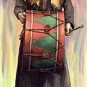 Varius Coloribus  Abul Poster