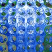 Vase Bubbles Poster