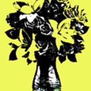 Vase Of Flowers Poster