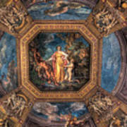 Vatican Museum Ceiling Poster