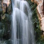 Vegas Waterfall Poster