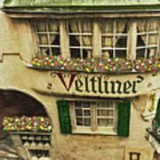 Veltliner Keller Poster