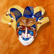 Venetian Mask 2 Poster