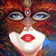 Venetian Tigress Poster