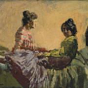 Venetian Women Poster
