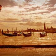 Venezia Iv Poster