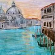 Venice 1 Poster